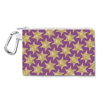 Tangled Suns Canvas Zip Pouch - $15.99+