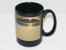 """WYLAND """"MAUI DAWN"""" 12 oz COFFEE MUG BY WYLAND G... - $11.39"""