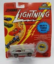 Johnny Lightning 1/64 Challengers Custom XKE Corvette Limited Ed Q Car U... - $11.76