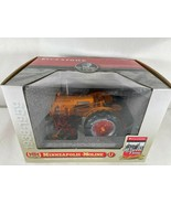 Lmtd-Ed Minneapolis-Moline Model U Tractor w/CQ 2-Row Cultivator by Spec... - $160.05
