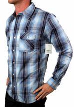 NEW LEVI'S MEN'S PREMIUM COTTON CLASSIC REGULAR FIT BUTTON UP DRESS SHIRT-087CC image 3