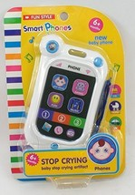 Baby Smart Cell Phone With Sounds - $4.99