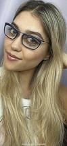 New Persol 384-V 109 Blue 53mm Rx Vintage Eyeglasses Frame Italy - $79.99