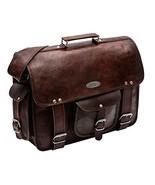 "Handmade_World leather messenger bags for men women 18"" mens briefcase l... - $79.81"