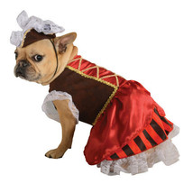 Pirate Girl Dog Costume - $23.95