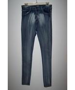 AQ American Quality Denim Stretch Skinny Jeans Ladies Juniors Size13 - $14.99