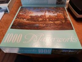 Puzzle - Sunday Morning - Terry Redlin 1000 Piece Jigsaw Puzzle Sealed Unopened - $11.29