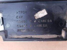 07-12 GMC Acadia Rear Tail Finish Emblem Panel Trunk Trim w/  Camera image 10