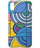 Frank Lloyd Wright Max Hoffman Rug Apple iPhone X Shock Absorbent Case - $18.56