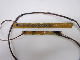 "Emerson 40"" LC401EM2F Key Controller/IR LED Sensor Boards BA17P0F0102 1_... - $12.71"