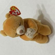 Ty Beanie Babies Retired HOPE Praying Bear Tag Errors PE Pellets  - $9.89