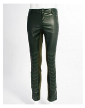 Stephen Amell Green Arrow Leather Pants - $100.00