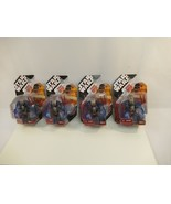 Star Wars 30th Anniversary Action Figure #59 Destroyer Droid Lot of 4 - $28.84