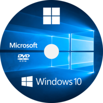 Windows 10  32 Bit All Versions - Re-Installation, Repair , Restore DVD ... - $7.75