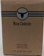 Avon Wild Country Soap-on-a-rope, 5 Oz - $7.87