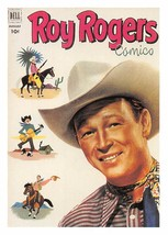 1992 Arrowpatch Roy Rogers Comics Trading Card #56 > Trigger > Happy Trail - $0.99