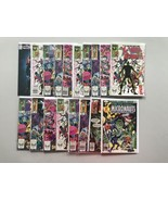 Lot 18 X-Men and the Micronauts 1-4 w/ duplicates #18 Annual #1 FN-VF Ve... - $34.65