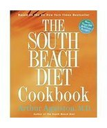 The South Beach Diet Cookbook [Hardcover] [Jan 01, 2004] Agatston - $2.95