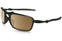 Oakley Sunglasses Badman X-Metal Pewter w/Tungsten Iridium Polarized OO6020-02 - $293.95