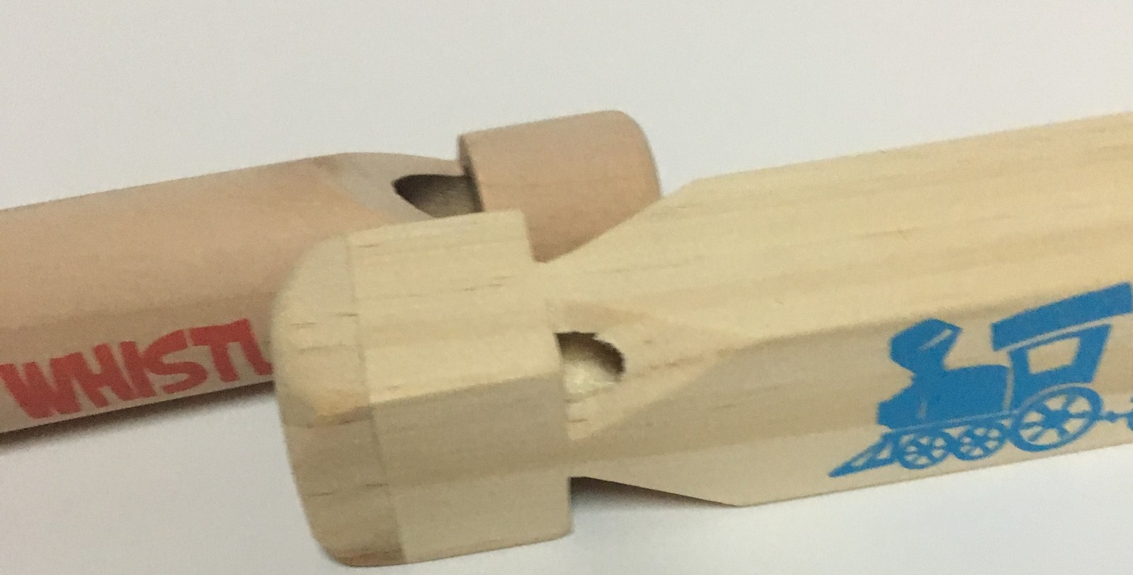 Classic Wood Whistles Chu Chu Train & Slider Set