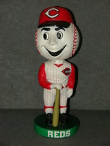 Cincinnati Reds Bobblehead: Mr. Red Mascot 2002 - $36.00