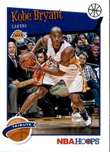 Kobe Bryant 2019-20 Panini NBA Hoops Tribute Card #282 - $0.99