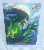 1994 Marvel Masterpieces SkyBox HULK 2099 Trading Card #51 NICE - $5.93