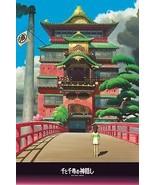 Jigsaw Puzzle ensky  Ghibli  Spirited Away Aburaya  1000  pieces (japan ... - $42.71