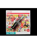 """Coca-Cola Buffalo Games  Puzzle """"always Coca-Cola"""" 1000 Pieces - BRAND NEW! - $18.32"""
