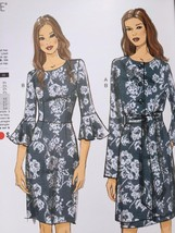 Vogue Sewing Pattern 9123 Ladies Misses Jacket Belt Dress Size 14-22 New - $16.11