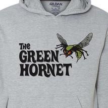 The Green Hornet hoodie sweatshirt retro vintage comic book golden age dc Kato image 2