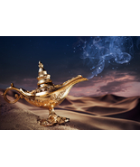 Haunted EXCLUSIVE GENIE DJINN BUNDLE PACKAGE DEAL OFFER DISCOUNT 925 Cas... - $353.77