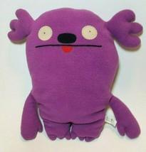 "Ugly Doll Purple Mr Kasoogi Little Uglys 14"" Plush UGLYDOLL Soft Plush - $16.78"