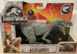 Jurassic World Roarivores ALLOSARUS 2017 Mattel - New in package - ROARS... - $19.25
