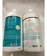 Moroccanoil Hydrating Shampoo & Conditioner 67.6oz Professional Size Duo... - $143.00