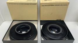 VTG Focal Rotary Slide Tray For Kodak Carousel 80 & 140 Lot Of 2 New - $19.75