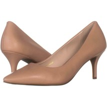 Cole Haan Marta Pointed Toe Classic Pumps 409, Nude, 7.5 US - $50.87