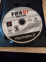 Sony PS2 FIFA 07 Soccer image 3