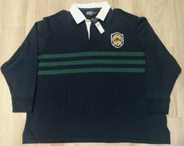 Ralph Lauren Polo 4XB Long Sleeve Polo Shirt - $69.99