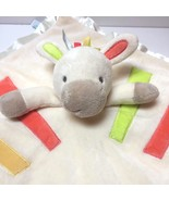 Douglas Baby Cream Plush Donkey Zonkey Snuggler Security Blanket Lovey S... - $28.70