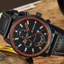 Watches For Men Brand Luxury Quartz Watch Men's Fashion Casual Sports Wristwatch - $24.97