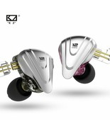 KZ® Headphones Noise ZSX Terminator Metal Headset 5BA+1DD Hybrid 12 Driv... - $68.95+