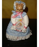 """Just Ducky Hand Made Bear With Tag That Reads """"Quality Bear By Laurie"""" 1... - $8.18"""