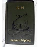 Rudyard Kipling KIM first Amercan edition, firs... - $594.00