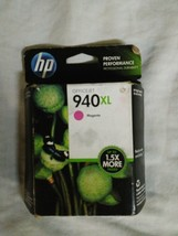 C4908AN 940XL Genuine New HP Magenta Ink OfficeJet Pro 8000 8500 8500A $ - $12.99