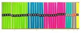 Adidas Unisex 6 Pc Set All Sports Headbands Versatil Design Lot #5 - $20.00