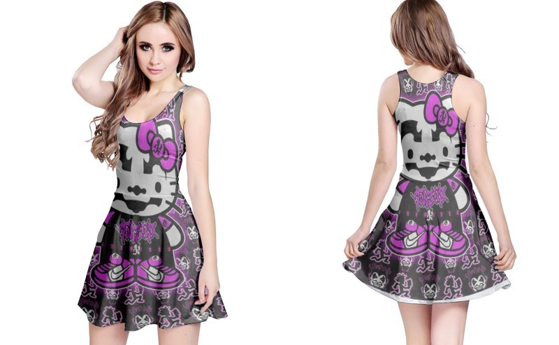 Primary image for Hello Kitty ICP REVERSIBLE DRESS FOR WOMEN