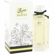 Gucci Flora Glorious Mandarin 3.4 Oz Eau De Toilette Spray image 4