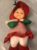 "Vintage Fisher Price Puffalump Girl Christmas Plush 1992 Doll 11"" - $14.85"