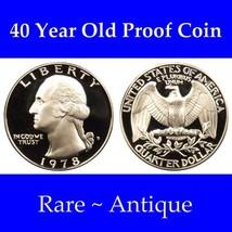 1978-S Washington Quarter DCAM Proof - $3.25